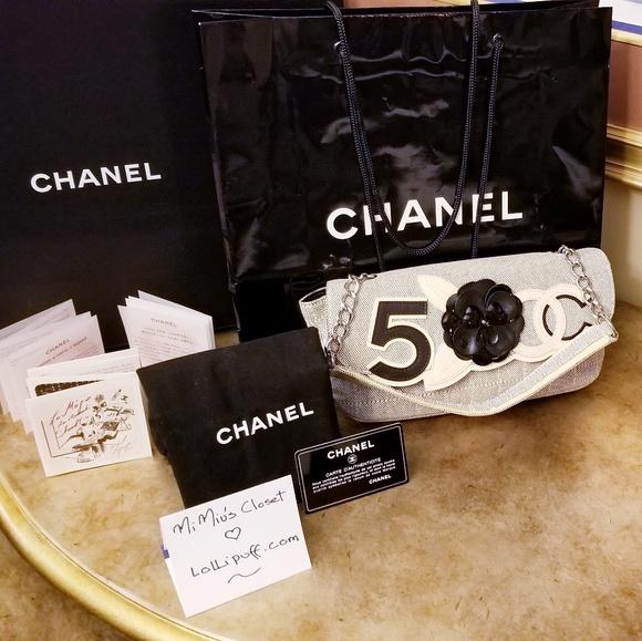 1186a5ac2109 CHANEL Bags | Part 1 Camellia No 5 Flap Shoulder Bag | Poshmark